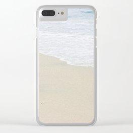 Laguna Beach, CA Shoreline Clear iPhone Case