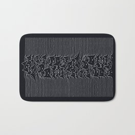 Joy Division Bath Mat