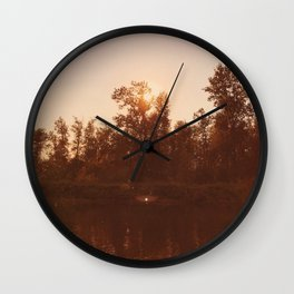 Honeygold Wall Clock