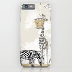 Zoo : Tigre, Zèbre, Girafe Slim Case iPhone 6s