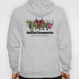 Zoinks! It's the Usual Suspects Hoody