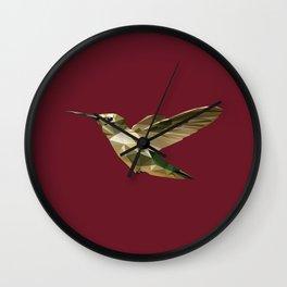 Geometric Colibri Wall Clock