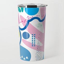 Summer abstraction 2 Travel Mug