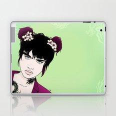 Badass Dragon Lady Laptop & iPad Skin