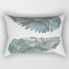 wings 2 Rectangular Pillow