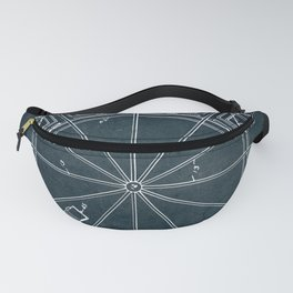 Axes Roundabout Fanny Pack