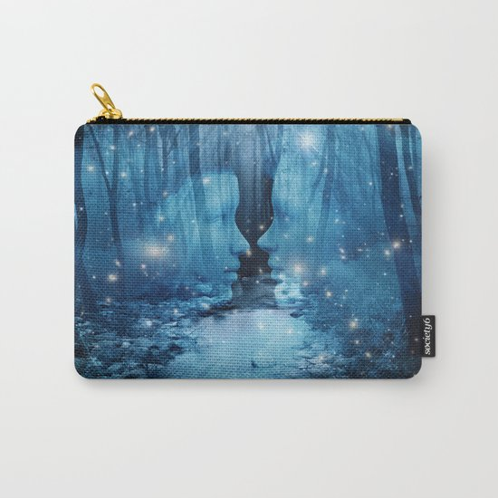 magical wood Carry-All Pouch