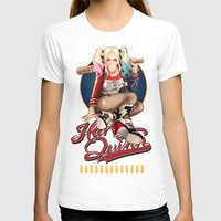 harley T-shirts featuring Harley Quinn by Reducto