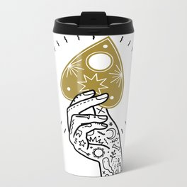 Question Metal Travel Mug