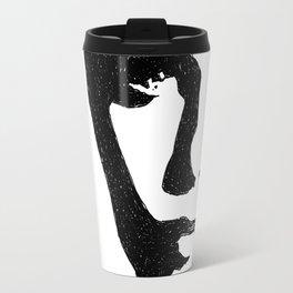 Vanessa Paradis III Travel Mug