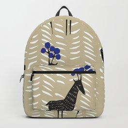 Deers with fancy horns Backpack