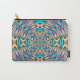 321 - Abstract Colourful Orb design Carry-All Pouch