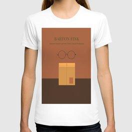Barton Fink minimalist poster T-shirt