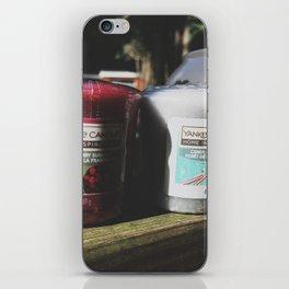 yankee iPhone Skin