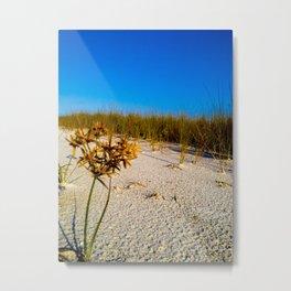 Beach Bouquet Metal Print