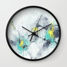 Catalyst Stage 01 Wall Clock
