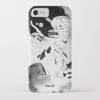 mad iPhone & iPod Cases featuring mad by Simone Colliva
