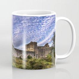 Chepstow Castle Walls Coffee Mug