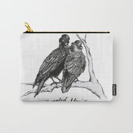 Attempted Murder Carry-All Pouch