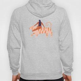 Tigers and girls Hoody