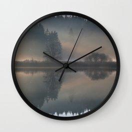 Osterseen Wall Clock