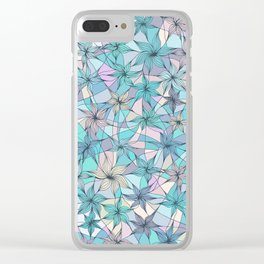 PATTERN SX Clear iPhone Case