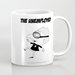 The Unemployed - Polino Coffee Mug