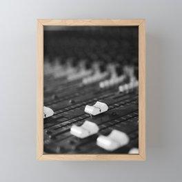 Mixer Framed Mini Art Print