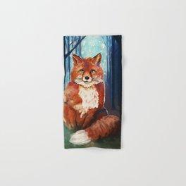 Fox - Forrest - Cute Hand & Bath Towel