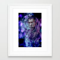 doctor Framed Art Prints featuring Doctor ? by Sirenphotos