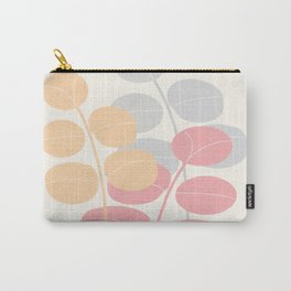 Pastel Leaves   #Society6 #decor #buyart Carry-All Pouch