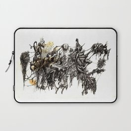 Vile Cosmos (of which we are part) by Brian Benson Laptop Sleeve