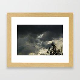 Stormfront  Framed Art Print