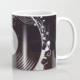 Retro record Coffee Mug