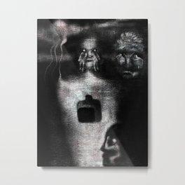 Homesick Metal Print
