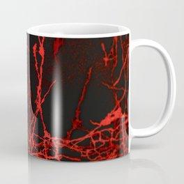 Horror -Dark Red- Coffee Mug