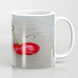 Twin Cherries Coffee Mug