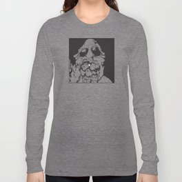 A Living Dead Guy Long Sleeve T-shirt