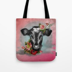 holy cow Tote Bag
