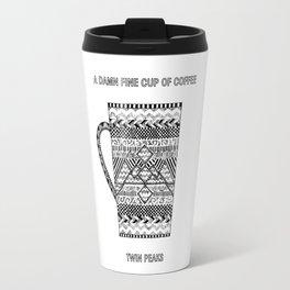 Twin Peaks - Damn Good Coffee Travel Mug