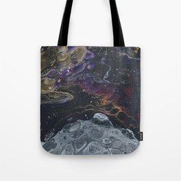 Moon Heart Tote Bag
