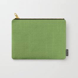 Gifts from the Garden ~ Leaf Green Carry-All Pouch