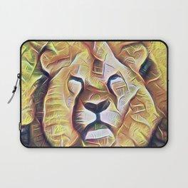 SOLEMN LION Laptop Sleeve