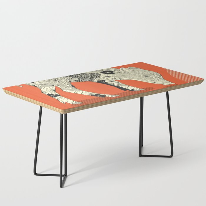 PIG YEAR Coffee Table