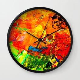 MIXXX Wall Clock