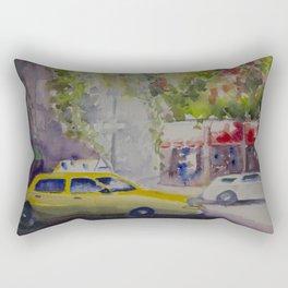 NYC TAXI Rectangular Pillow
