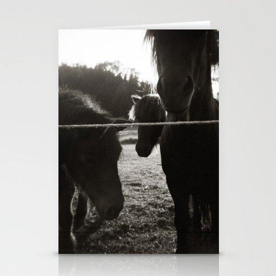 { pony pals } Stationery Cards