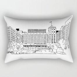 Ponce City Market- ATL Rectangular Pillow