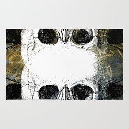 Skull Graffiti 1.0 Rug