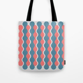 Midcentury Pattern 05 Tote Bag
